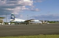Photo: Air New Zealand, Fokker F27 Friendship, ZK-NFE