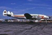 Photo: ARGO S.A., Lockheed Constellation, HI-328