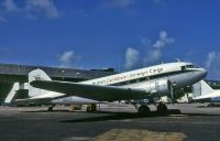 Photo: British Caribbean Airways Cargo, Douglas C-47, N8666