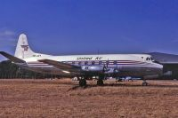 Photo: United Air, Vickers Viscount 700, ZS-JVY