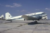Photo: Dutch Air, Douglas DC-3, N25653