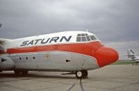 Photo: Saturn Airlines, Lockheed L-100 Hercules