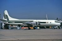 Photo: Universal Airlines, Lockheed L-188 Electra, N854U