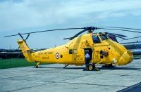 Photo: Royal Air Force, Westland Wessex, XR520