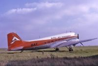 Photo: Delta Air Transport - DAT, Douglas C-47, OO-CBU