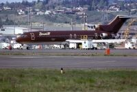 Photo: Braniff, Boeing 727-200, N455BN