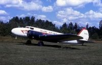 Photo: Island Air, Boeing 247, N18E