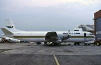 Photo: Air Gabon, Vickers Vanguard, TR-LBA