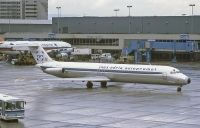 Photo: Inex-Adria Airways, Douglas DC-9-51, YU-AJT