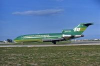 Photo: Braniff International Airlines, Boeing 727-100, N7294
