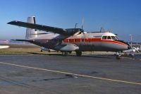Photo: Cimber Air, Nord N-262, OY-BKR