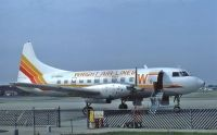 Photo: Wright Airlines, Convair CV-600, N74853
