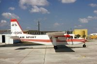 Photo: Air Sport, Britten-Norman BN-2B Islander, F-OGHG
