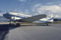 Photo: North American Airlines, Douglas DC-3, N3XW