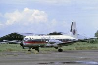 Photo: Philippine Airlines, Hawker Siddeley HS-748, PI-C1020