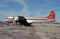 Photo: Untitled, Douglas DC-4, N67040