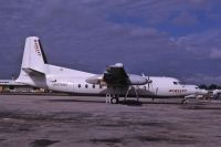 Photo: Airlift International, Fairchild F27, N273RD