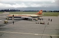 Photo: Swissair, Sud Aviation SE-210 Caravelle, HB-ICS