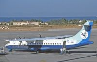 Photo: Air Greece, ATR ATR 72, SX-BAP