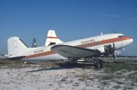 Photo: Shawnee Airlines, Douglas DC-3, N45338