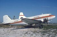 Photo: Shawnee Airlines, Douglas DC-3, N45338