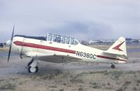 Photo: Untitled, North American Harvard, N6980C
