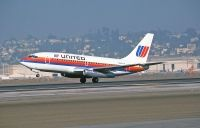 Photo: United Airlines, Boeing 737-200, N986UA