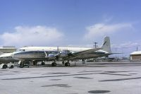 Photo: Ports of Call, Douglas DC-7, N6353C