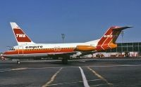 Photo: Empire Airlines, Fokker F28, N513