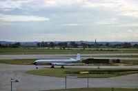 Photo: East African Airways, De Havilland DH-106 Comet, VP-KRL