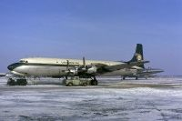 Photo: Universal Airlines, Douglas DC-7, N16465