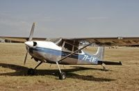 Photo: Lesotho Airways, Cessna 185 Skywagon, 7P-EWF