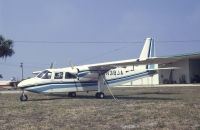 Photo: Untitled, Britten-Norman BN-2A Islander, N38JA