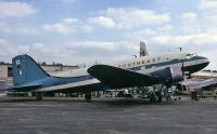 Photo: Southeast Airlines, Douglas DC-3, N21712