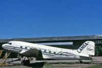 Photo: LANSA, Douglas C-47, HR-LAL