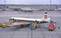 Photo: British European Airways - BEA, Vickers Viscount 800, G-APIM