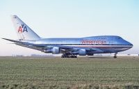 Photo: American Airlines, Boeing 747SP, N601AA