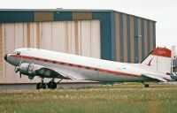 Photo: Eastern Provincial Airways, Douglas DC-3, CF-RTY