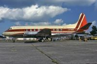 Photo: Untitled, Vickers Viscount 700, N7450