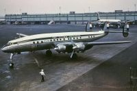 Photo: KLM - Royal Dutch Airlines, Lockheed Super Constellation, PH-LKR