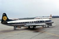 Photo: Lufthansa, Vickers Viscount 800, D-ANIP
