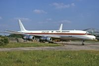 Photo: Trans Arabian Air Transport, Douglas DC-8-50, N907R