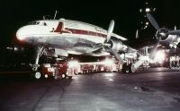 Photo: Capital Airlines, Lockheed Constellation