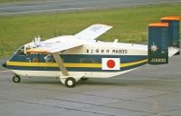 Photo: Japanese Maritime Safety Agency, Shorts Brothers SC-7 Skyvan, MA800