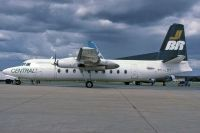 Photo: Brazil Central, Fokker F27 Friendship, PT-LDT