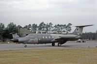 Photo: Luftwaffe, HFB Hansa Jet, 1627