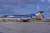 Photo: Wien Air Alaska, Boeing 727-100, N495WC