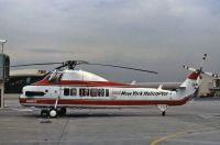 Photo: New York Helicopter, Sikorsky S-58, N2657Z