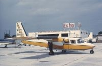 Photo: Key Airlines, Britten-Norman BN-2A Islander, N14KA