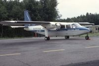 Photo: Sabena - Belgian World Airlines, Britten-Norman BN-2A Islander, OO-GVS